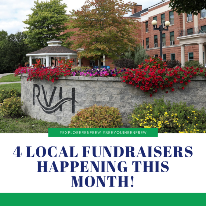 4 Local Fundraisers Happening This Month!