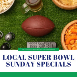 Local Super Bowl Sunday Specials