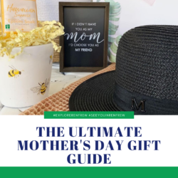 The Ultimate Mother's Day Gift Guide- Renfrew Edition