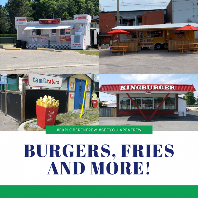 Burgers, Fries and More!