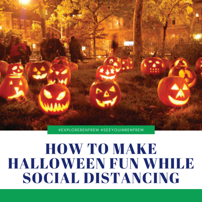How to Make Halloween Fun While Social Distancing