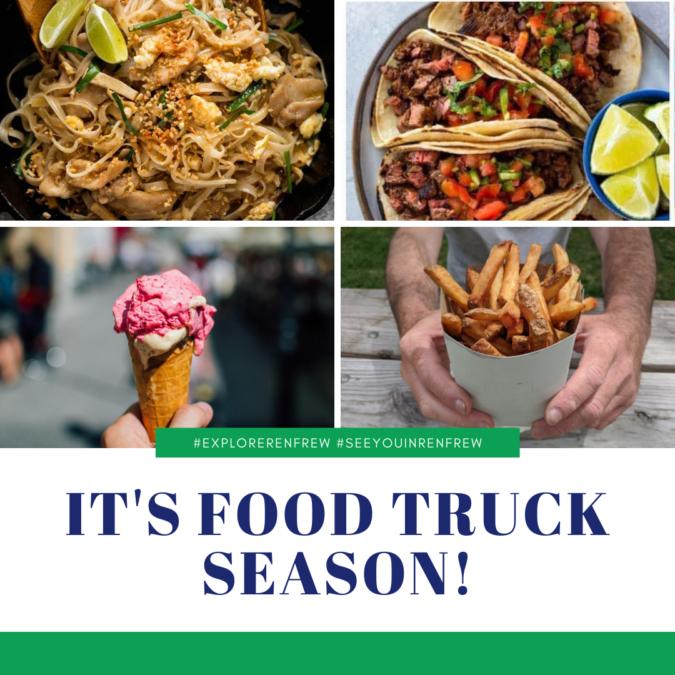 It's Food Truck Season!
